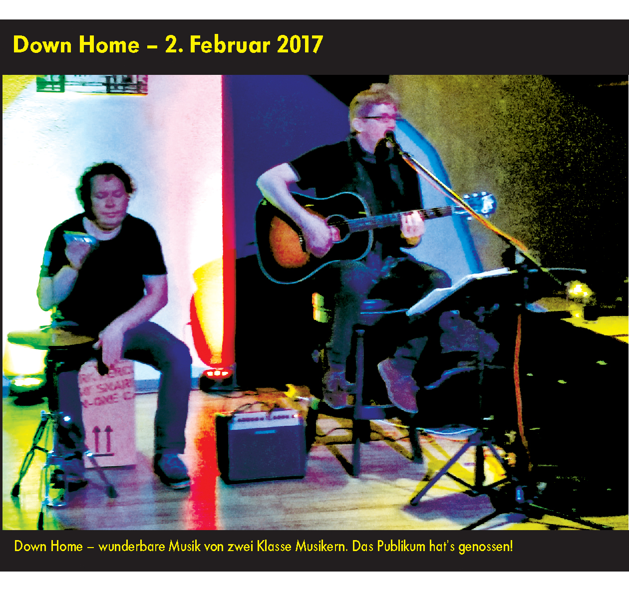 Down Home 2.2.2017
